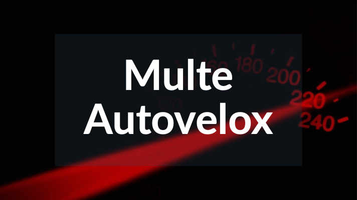 Multe Autovelox – Cass. Civile sent. 8934 del 2019